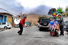 Chinchinero (flickcide) Tags: color iquique tradición folclore chinchinero callejjperez