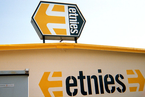 Etnies Gravity Zone store by MrBigCity