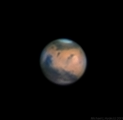 From the archive Mars 110210 by Mick Hyde