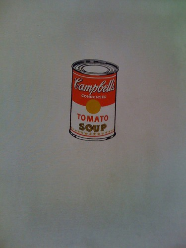 Small Campbell's Soup Can