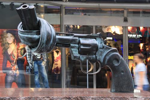 Knoten im Revolver