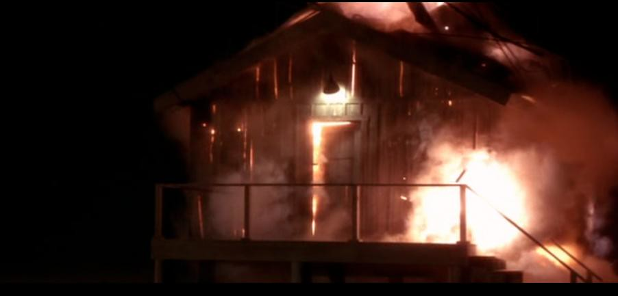 Once in a house on fire essay