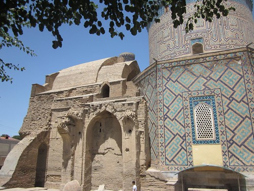 Amir Temir mausoleum.