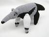 Zorko,oso hormiguero (pica - pau) Tags: toy crochet amigurumi anteater osohormiguero
