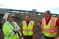 USACE Levee inspection