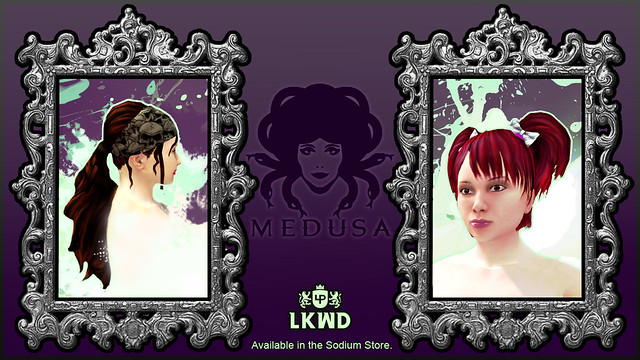 Medusa: Female