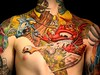 Jesse Smith tattoo chest piece (Needles and Sins (formerly Needled)) Tags: tattoo illustrative animated colorbomb jessesmith loosescrewtattoo