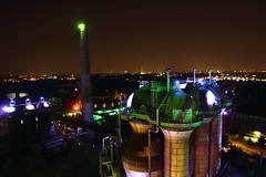Landschaftpark Duisburg-Nord (bernd obervossbeck) Tags: licht industrie ruhrgebiet ruhrarea ruhrpott industriekultur landschaftsparkduisburgnord industrieparkduisburg