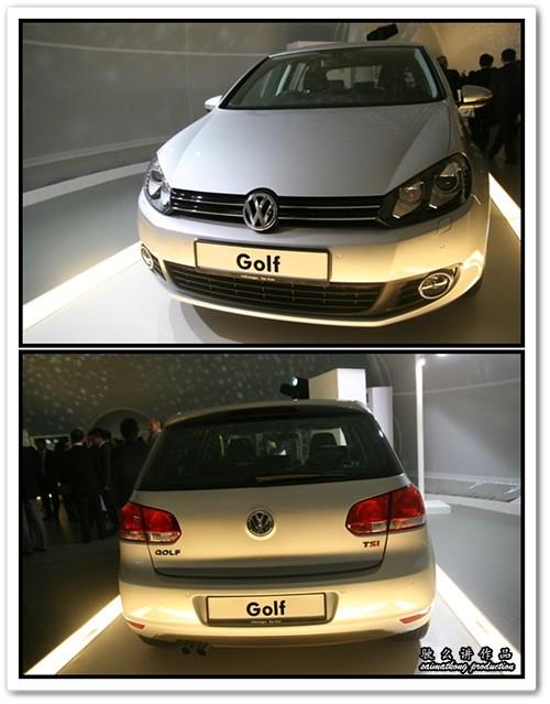 Das Auto : Volkswagen Golf