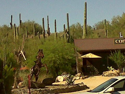 Around Phoenix