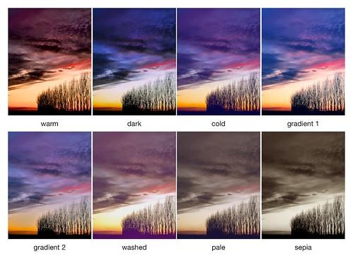 Landscape Collection 2 | Aperture presets