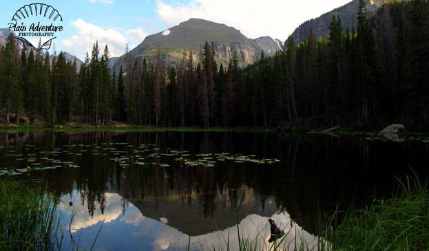 Trail to Emerald Lake: Rocky Mountain National Park