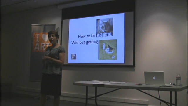 Video of my Social Marketing 102 Workshop!