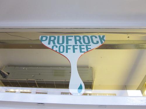 Inside Prufrock