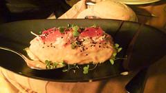 Ensaladilla Rusa con cangrejo real de Alaska