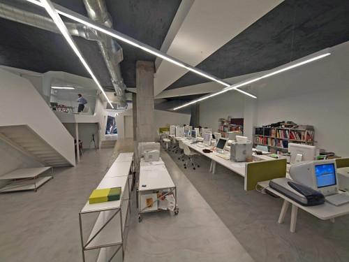 espacio de trabajo para empresa creativa supperstudio, bilbao 10