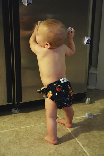 Jonas @ 8 months