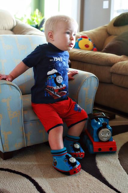 Watching & Wearing Thomas