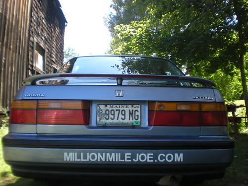 The Million Mile Honda Accord