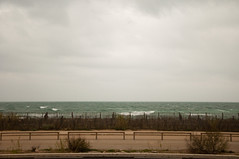 Surrounded by Water (wenzday01) Tags: travel sea france water train nikon europe mediterranean nikkor mediterraneansea d90 languedocroussilon nikond90 18105mmf3556gedafsvrdx