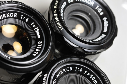 NIKON Enlarger lens