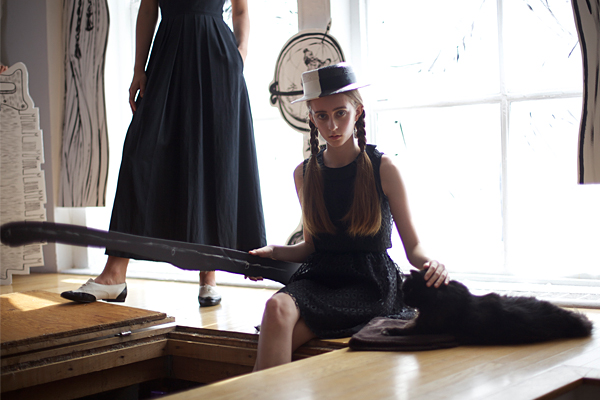 calivintage: rachel antonoff spring 2012