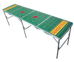View ProductIowa State Tailgating, Camping & Pong Table