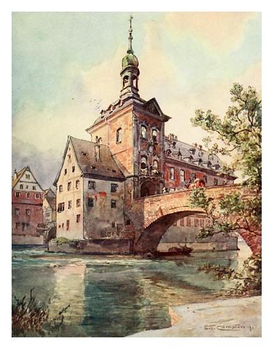 011-Ayuntamiento de Bamberg-Germany-1912- Edward y Theodore Compton ilustradores
