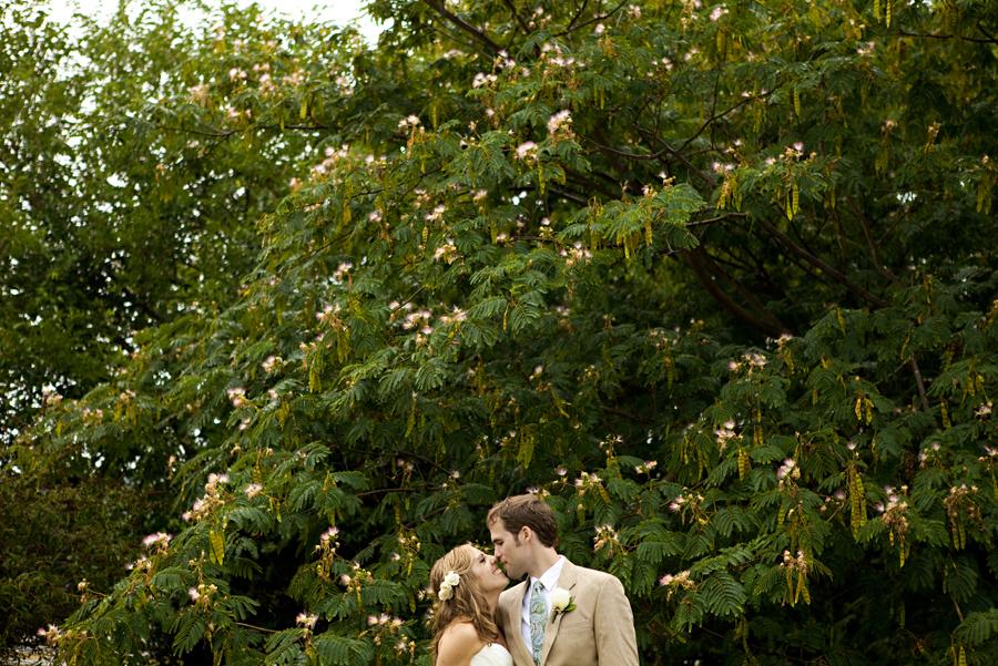 Serene and Doug Wedding
