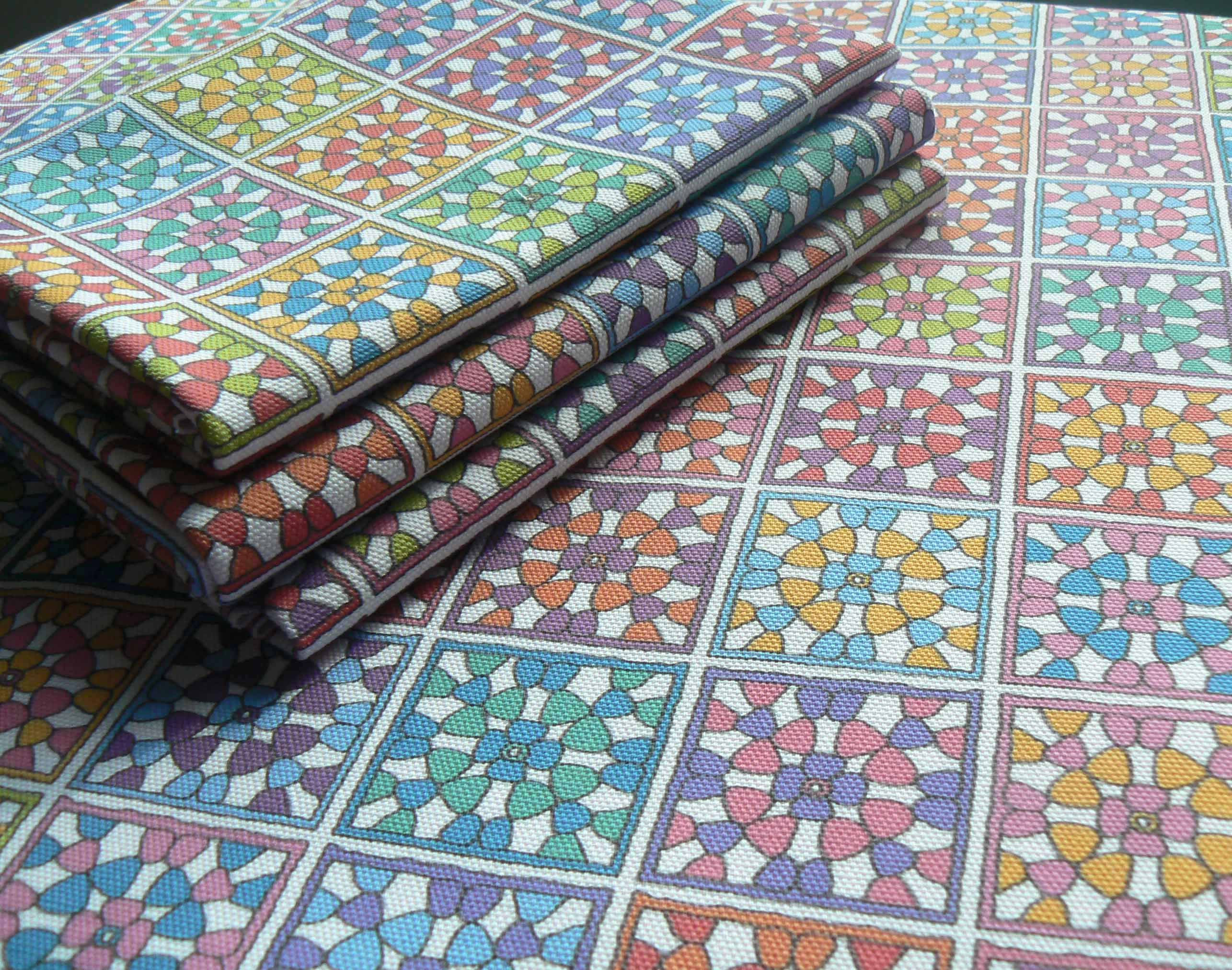 Granny fabric 4