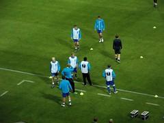 Odense podczas treningu (DrabikPany) Tags: football poland players krakw cracow danmark uefa trening kibice pikanona wisakrakw odensebk europaleague ligaeuropejska drabikpany