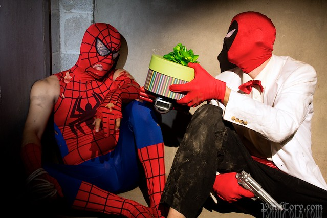 Spiderman and Deadpool: The Apology