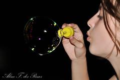 Bolha de Sabão (Aline F. dos Passos) Tags: de bolha sabao