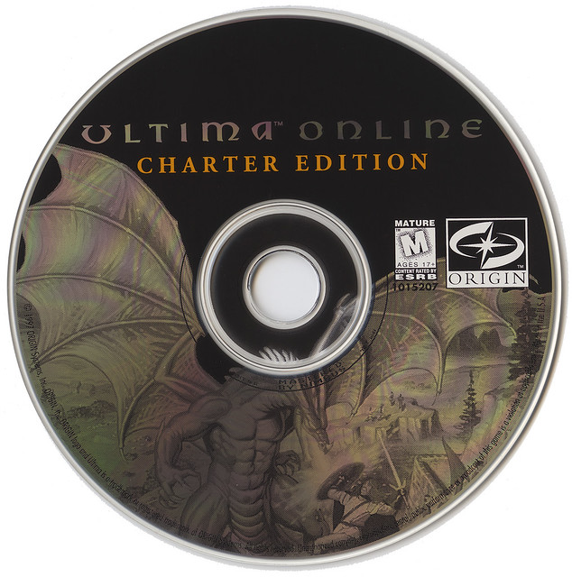 Ultima Online: Charter Edition: CD