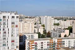 HLM seine saint denis 93 (NiCoLaS OrAn) Tags: paris france tower saint seine project estate cit social plattenbau east council housing block 93 denis hlm boi quartier banlieue sous rosny