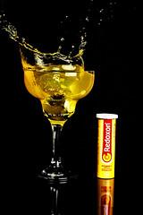 Redoxon Vitamin C (  | Ghali Al Mubarak) Tags: life cup speed canon lens photography al still c saudi shutter 1855mm eso vitamin mubarak       50d      ghali      alshammari redoxon