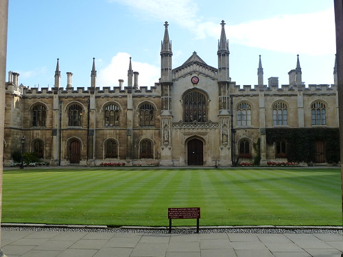 Corpus Christie College, Cambridge