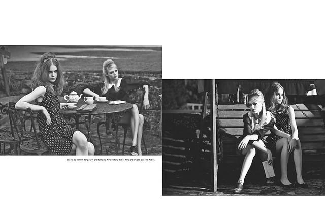 Anna Millonig & Bridget Jakes (Elite)