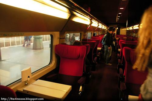 Thalys 9323 - Comfort 1