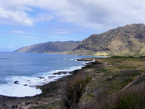 Picture from Waianae, Oahu