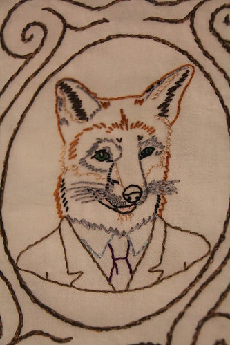 Mr. Fox of the Ryan Berkley Quartet