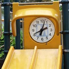 Playground clock