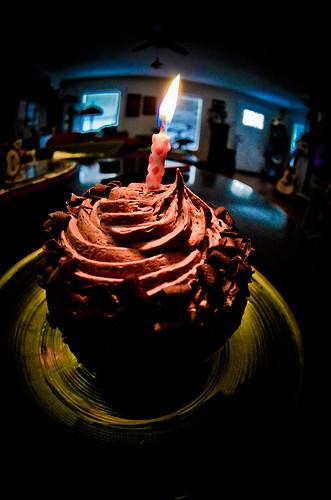 Cupcake by elawgrrl