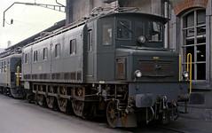 SBB Ae4/7 10961 (maurizio messa) Tags: railroad switzerland railway trains svizzera bahn mau solothurn ferrovia treni yashicafxd ae47