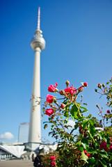 Alexanderplatz TV tower