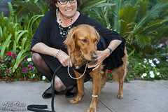 Hero Dog Awards 2011 - Ricochet & Judy