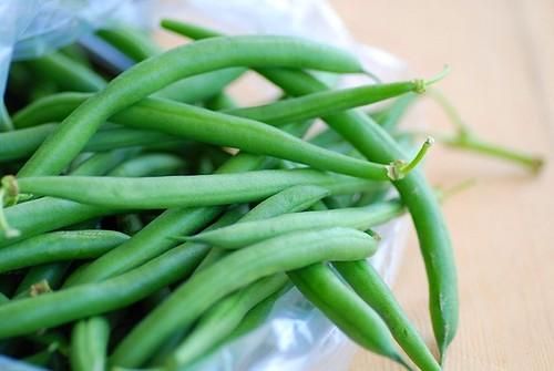 farmers' market string beans