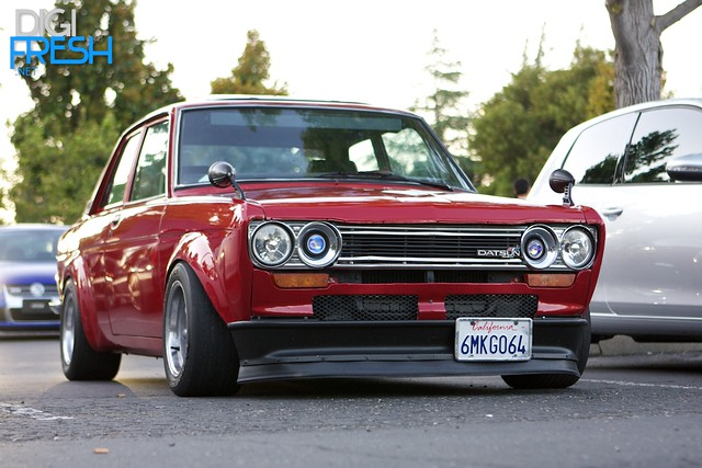 BIG Stoneridge Meet - Datsun