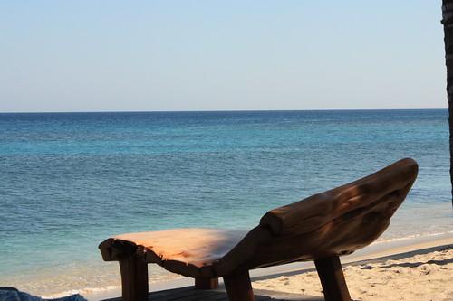 Mangsit beach