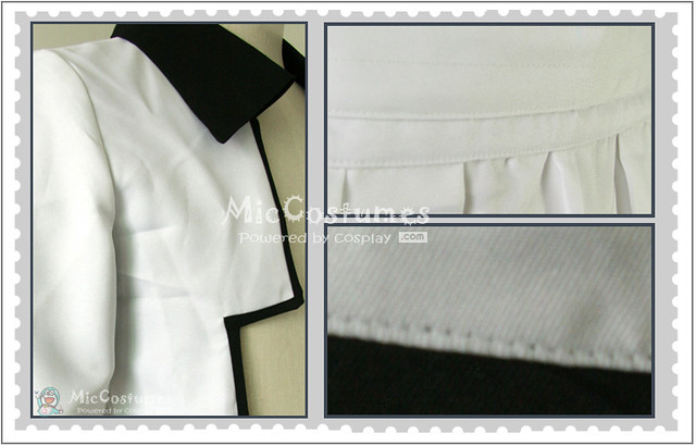 Bleach Grimmjow Jeagerjaques Pantera Form Cosplay Costume detail